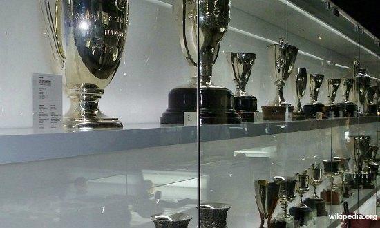Le musée FC Barcelona à Barcelone
