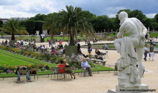 Les Jardins du Luxembourg à Paris