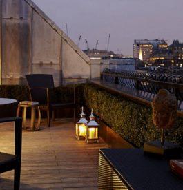 Refuge arty au Marylebone Hôtel à Londres