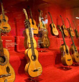 Passer au Musée de la Musica à Barcelone