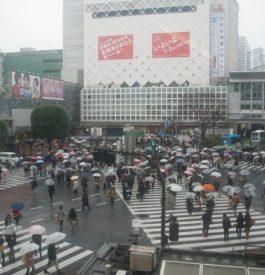 Arriver à Tokyo, ville high-tech