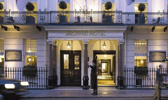 Brown Hotel à Londres