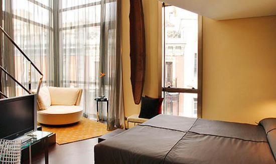 Voyage : Hôtel Urban à Madrid