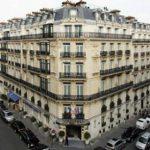 Voyage à l'Hôtel De La Tremoille à Paris