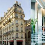 Voyage à l'Hôtel Lumen à Paris