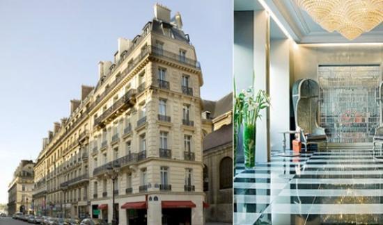 Voyage : L'Hôtel Lumen à Paris