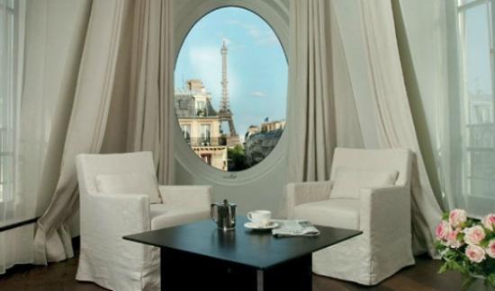 Voyage : L'Hôtel Radisson Blu Le Metropolitan à Paris