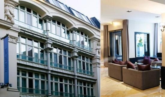 L'hôtel Bel Ami à Paris