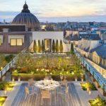 Pencher pour l'hôtel du Mandarin Oriental à Paris pour un séjour