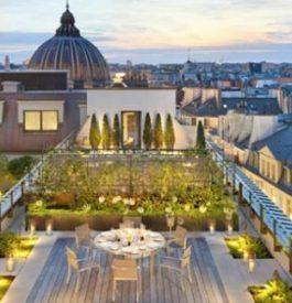 Nuit chic au Mandarin Oriental Paris