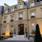 Voyage : L'Hôtel Saint James à Paris