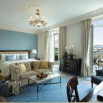 Voyage : L'Hôtel Shangri-La à Paris