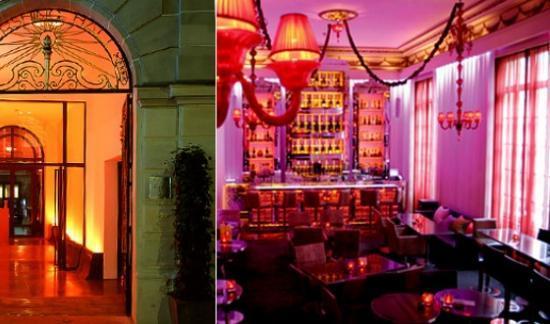 Voyage : L'hôtel Pershing Hall à Paris