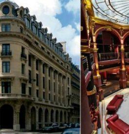 Voyage : Le Banke Hôtel à Paris