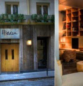 Hôtels design à Paris