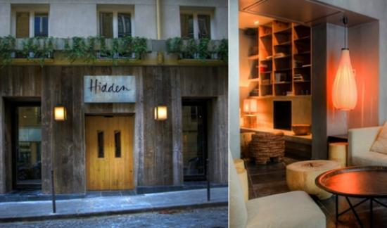 Le Hidden Hôtel à Paris