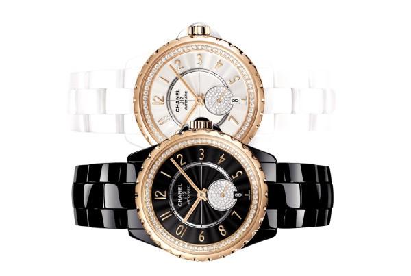 Découvrez la montre Chanel
