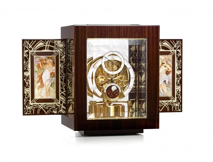 Hybris Artistica la nouvelle collection de montres Jaeger LeCoultre