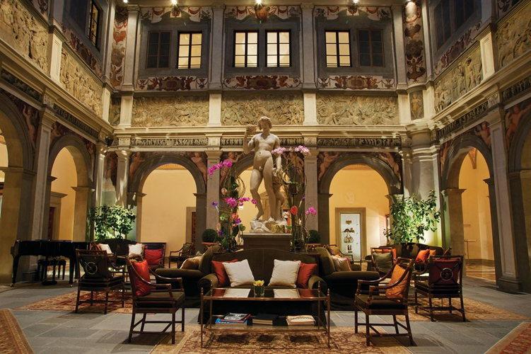 Le Four Seasons Hôtel Firenze à Florence
