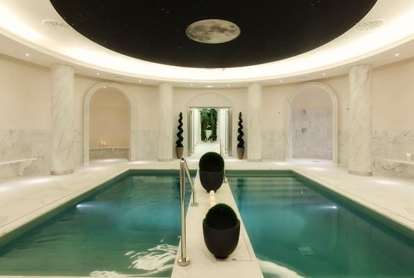 Découvrir le spa l'Aquamoon à Paris