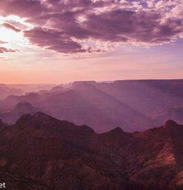 Dans le vertigineux Grand Canyon