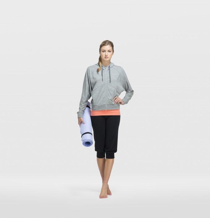 Icebreaker lance sa première collection yoga