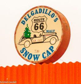 Prendre un café chez Delgadillo aux États-Unis
