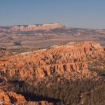 Passer dans le parc national de Bryce Canyon