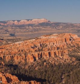 Contempler Bryce Canyon aux USA