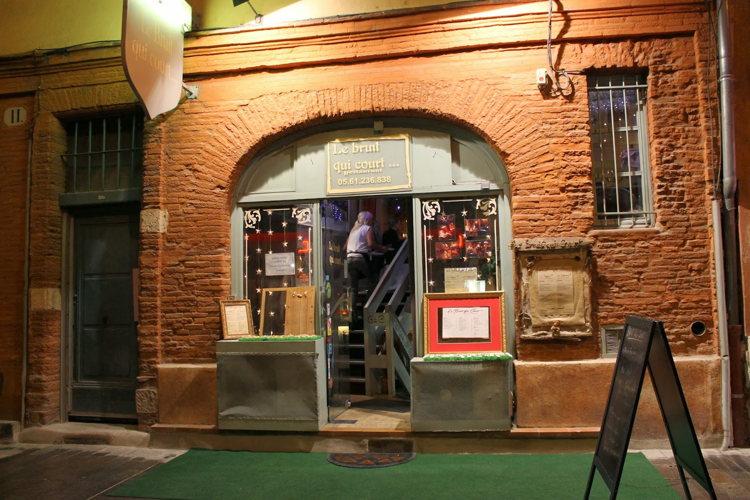 Restaurant le bruit qui court toulouse for Restaurant le miroir toulouse