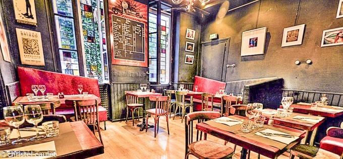 Restaurant Le Ver Luisant à Toulouse