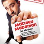 Spectacle de Mathieu Madenian