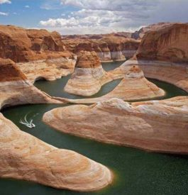 Parcourir Lake Powell