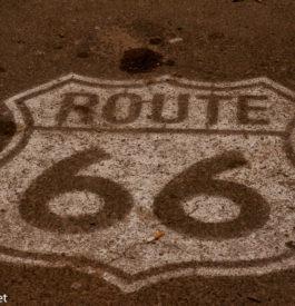 Voyage aux Etats-Unis, sur la route 66...