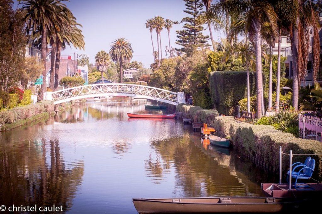 Venice Beach le quartier
