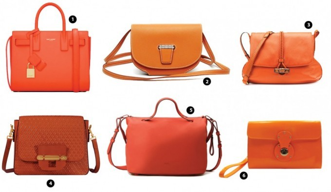L'indispensable du voyage : le sac orange