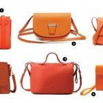 L'indispensable du voyage : le sac orange