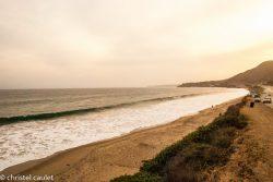 Le rêve à Malibu Beach