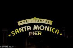 Esprit fête à Santa Monica