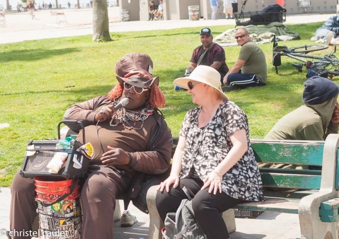 La coolitude branchée de Venice Beach