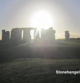 Aller à Stonehenge en Angleterre