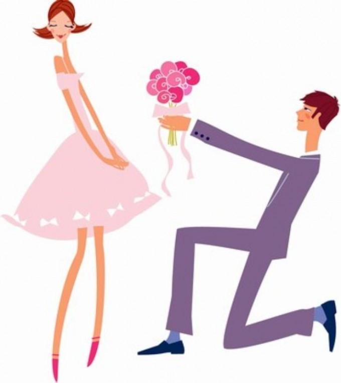 Top 10 des villes pour une demande en mariage