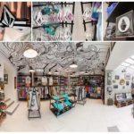 Visietr la boutique Volcom à Biarritz