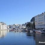 Ålesund, la petite Venise de Norvège