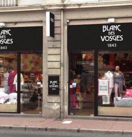Shopper chez Blanc des Vosges Toulouse