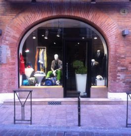 Boutique vêtements homme classes L'Obsvervatoire Toulouse