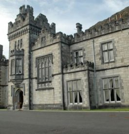 Rejoindre le chateau Kylemore en Irlande