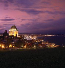 Hôtel luxe à Québec