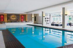 Le spa de l'Hôtel Four Seasons Ritz à Lisbonne