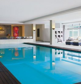 Le spa de l'hôtel Four Seasons de Lisbonne